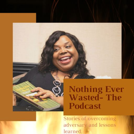Cover art for podcast Nothing Ever Wasted