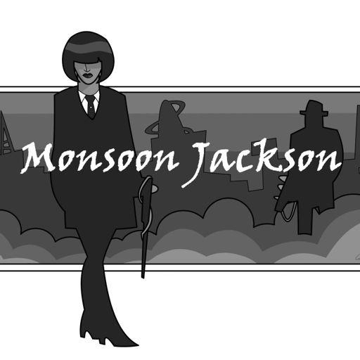 Cover art for podcast Monsoon Jackson