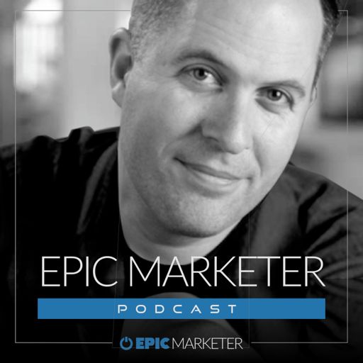 Cover art for podcast Epic Marketer Podcast