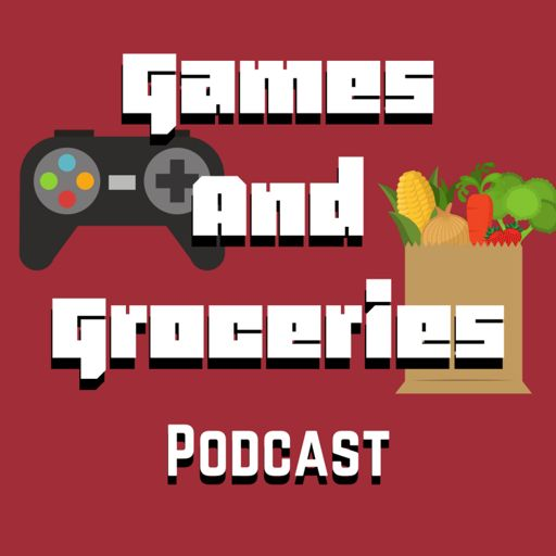 Games and Groceries album art