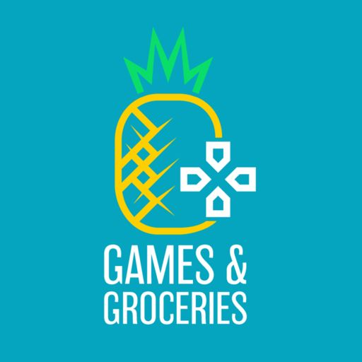 Cover art for podcast Games and Groceries
