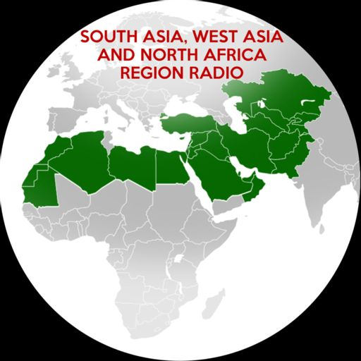 Cover art for podcast SWANA (South and West Asia and North Africa) Region Radio