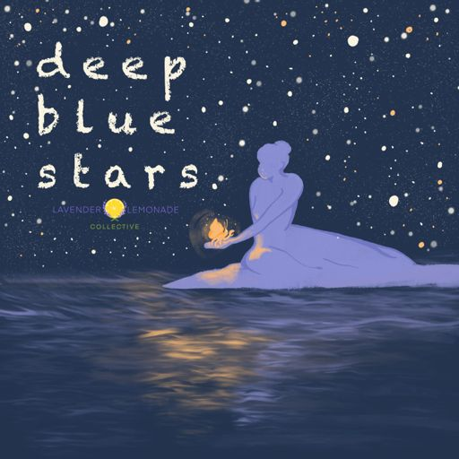 Cover art for podcast Deep Blue Stars