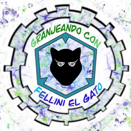 Cover art for podcast Granjeando con Fellini, el gato