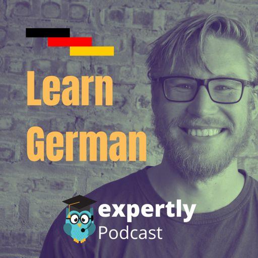 Cover art for podcast Learn German Podcast | Deutsch lernen | ExpertlyGerman.com