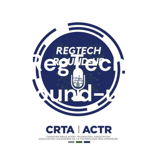 Cover art for podcast RegTech Round-up