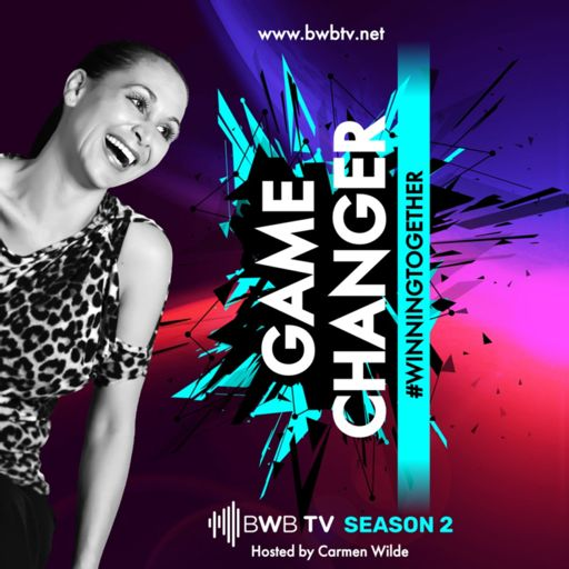 Cover art for podcast Business without Barriers! Season 2: Game Changer