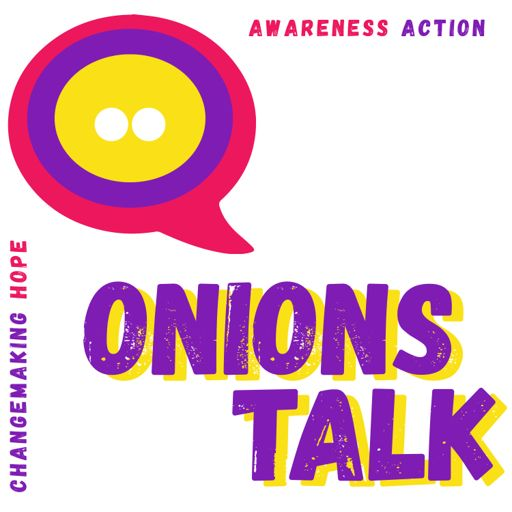 Cover art for podcast Onions Talk