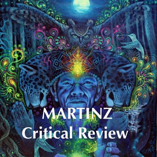 Cover art for podcast The MARTINZ Critical Review