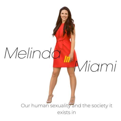 Cover art for podcast Melinda in Miami