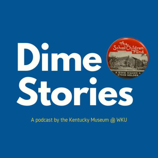 Cover art for podcast Dime Stories