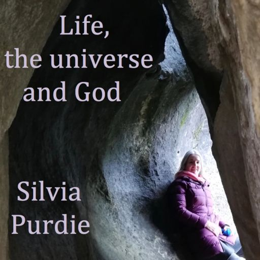 Cover art for podcast Life, the universe and God