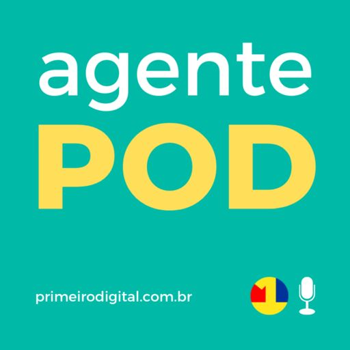 Cover art for podcast agente POD