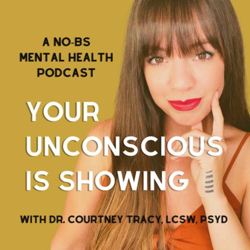 Cover art for podcast Your Unconscious Is Showing