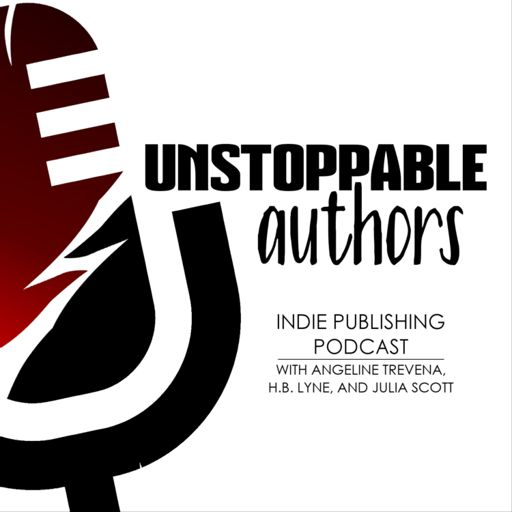 Cover art for podcast Unstoppable Authors
