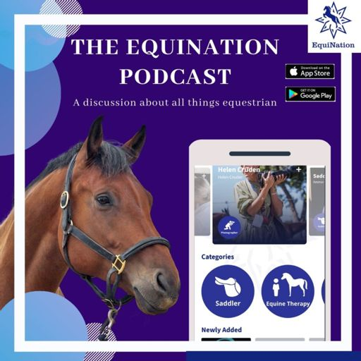 Cover art for podcast The EquiNation App