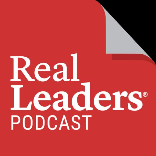 Cover art for podcast Real Leaders Podcast