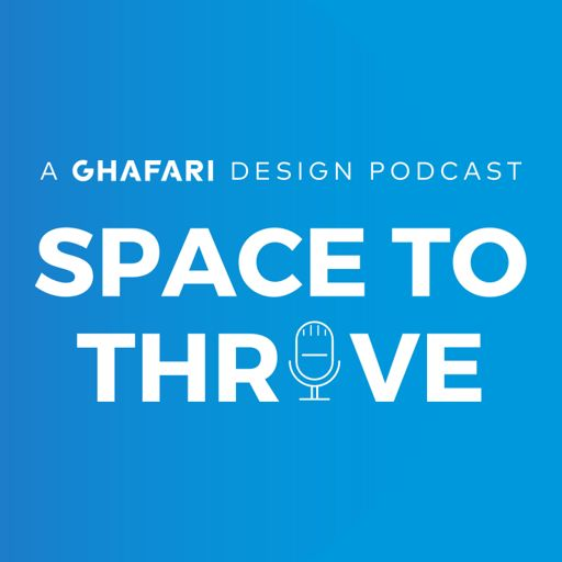 Cover art for podcast Space to Thrive