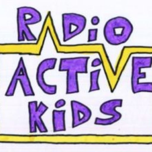 Cover art for podcast Radio Active Kids