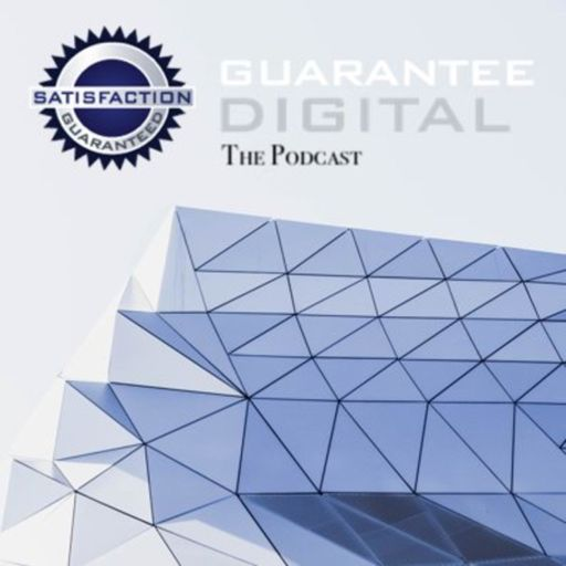 Cover art for podcast Guarantee Digital: The Podcast