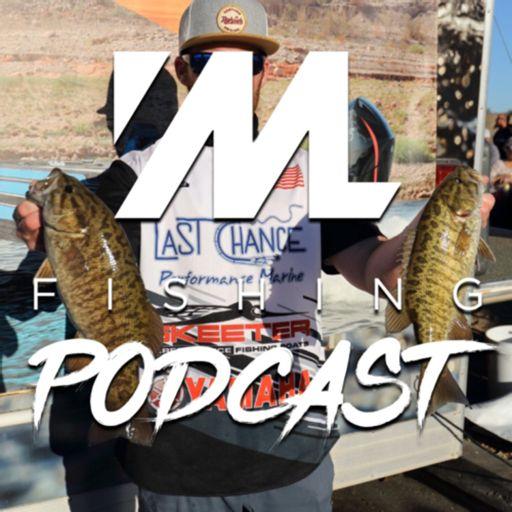 Cover art for podcast Matt Luna Fishing