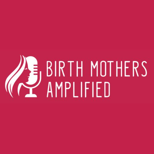 Cover art for podcast Birth Mothers Amplified