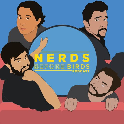 Cover art for podcast Nerds Before Birds