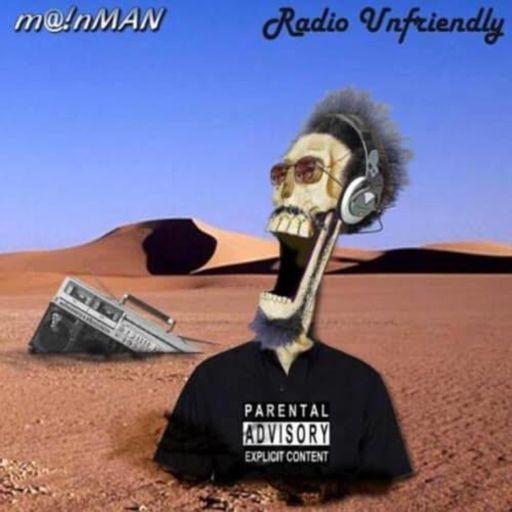 Cover art for podcast Radio Unfriendly
