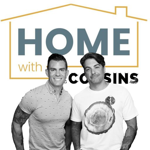 Cover art for podcast HOME with The Cousins