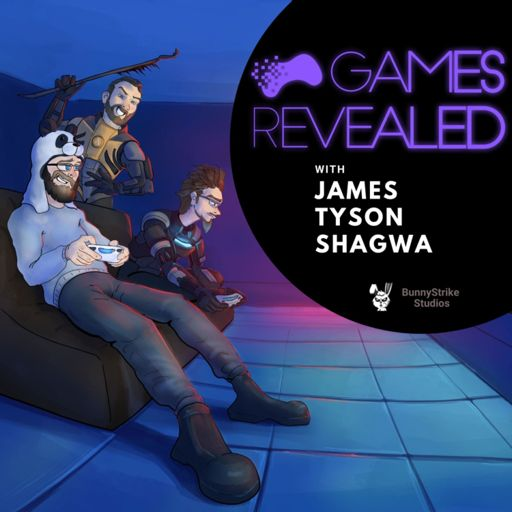 Cover art for podcast The Games Revealed Podcast
