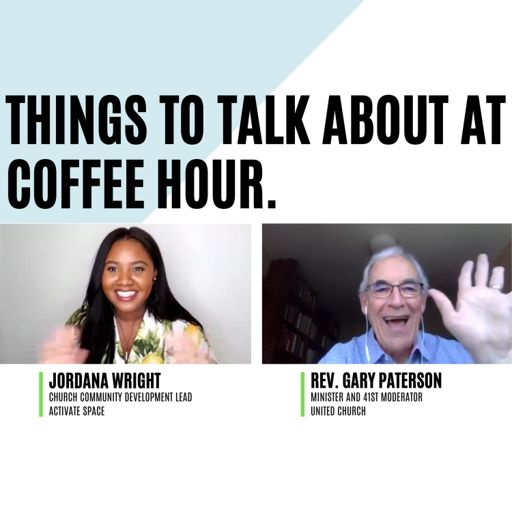 Cover art for podcast Things To Talk About At Coffee Hour