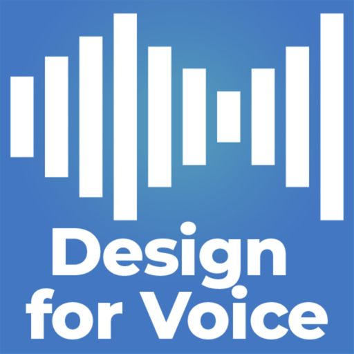 Cover art for podcast Design for Voice