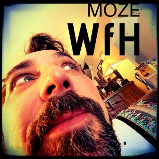 Cover art for podcast Moze : WfH