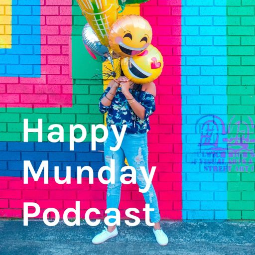 Cover art for podcast Happy Munday Podcast - Great news to start your week!