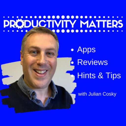 Cover art for podcast Productivity Matters