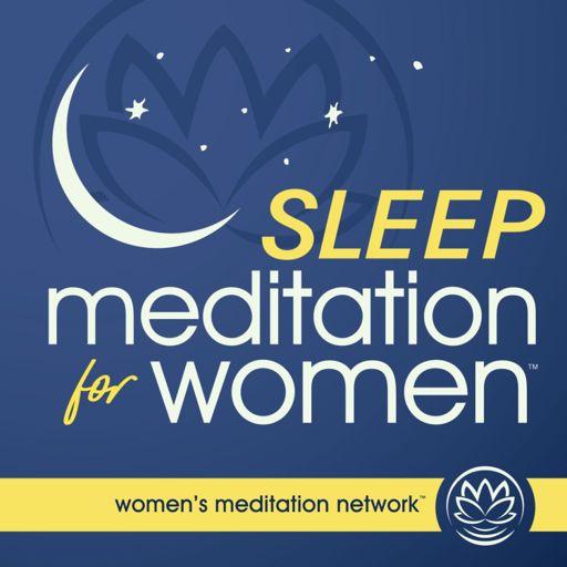 Cover art for podcast Sleep Meditation for Women