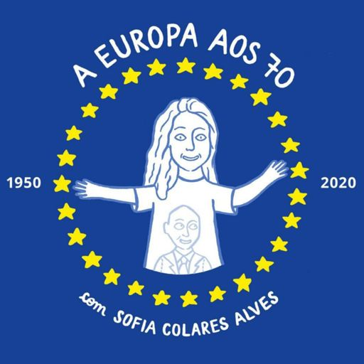 Cover art for podcast A Europa aos 70