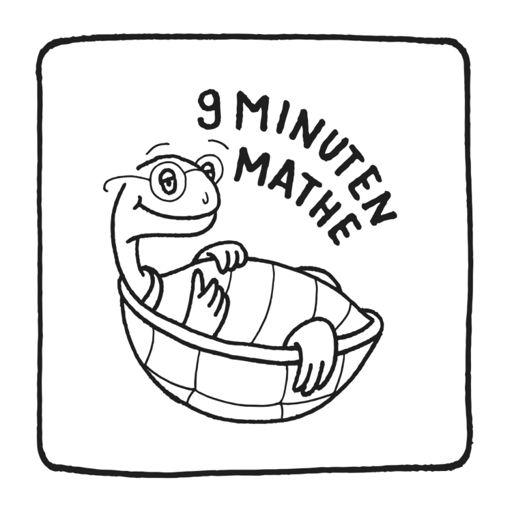 Cover art for podcast 9 Minuten Mathe