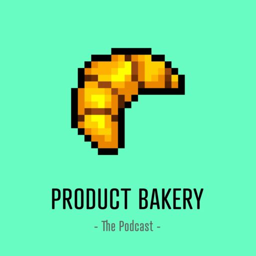 Cover art for podcast The Product Bakery Podcast
