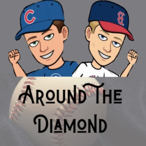 Cover art for podcast Around the Diamond with Jake and Thomas