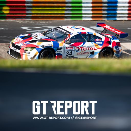 Cover art for podcast GT REPORT