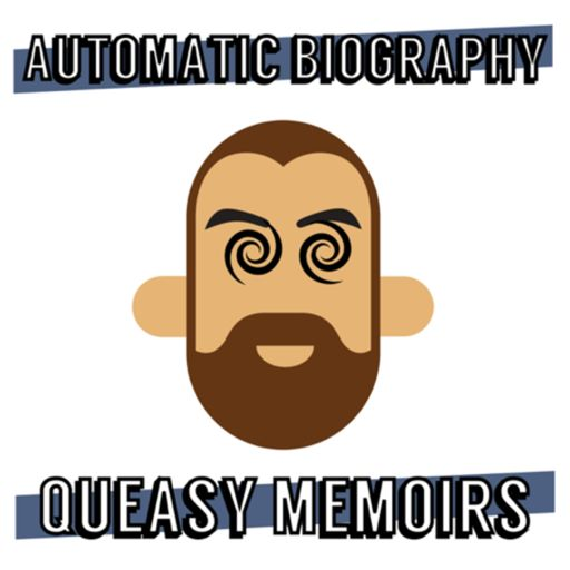 Cover art for podcast Automatic Biography: Queasy Memoirs