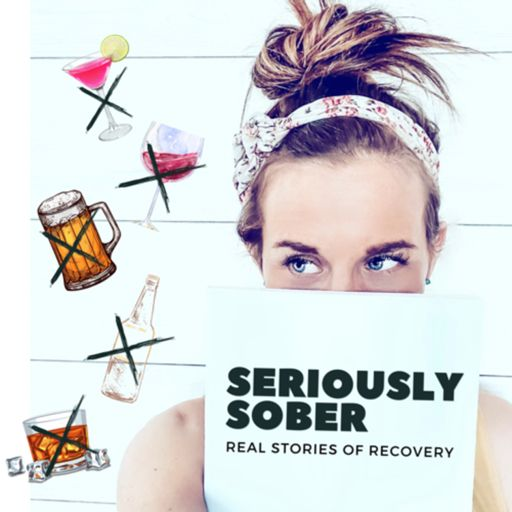 Cover art for podcast Seriously Sober