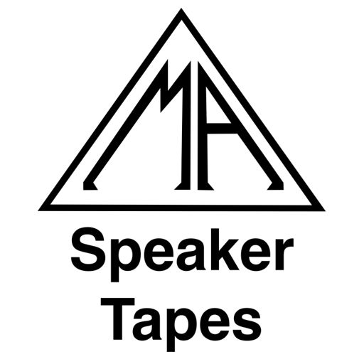 Cover art for podcast MA Speaker Tapes