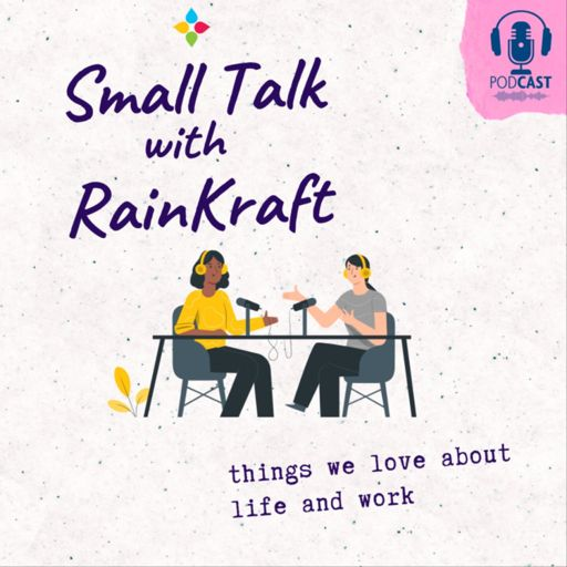 Cover art for podcast Small Talk with RainKraft