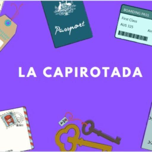 Cover art for podcast La capirotada