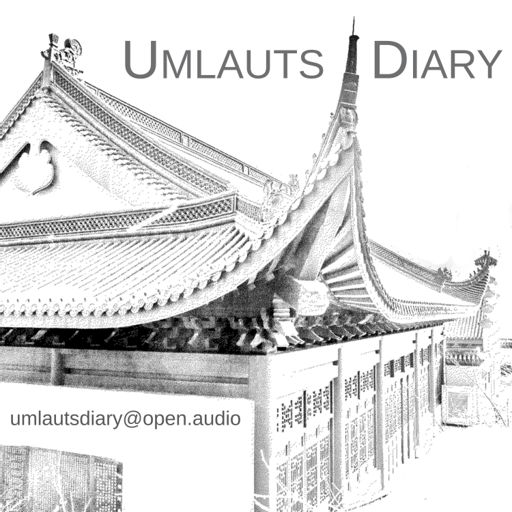 Cover art for podcast Umlauts Diary