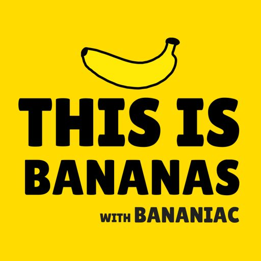 Cover art for podcast This Is Bananas