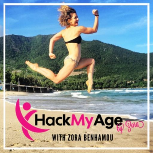 Cover art for podcast Hack My Age
