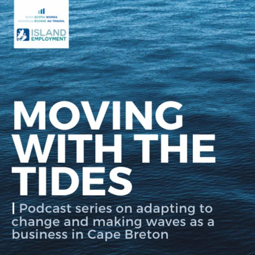 Cover art for podcast MOVING WITH THE TIDES